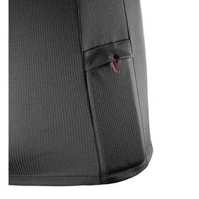 Salomon Agile Hardloopshirt lange mouwen Heren rood/zwart